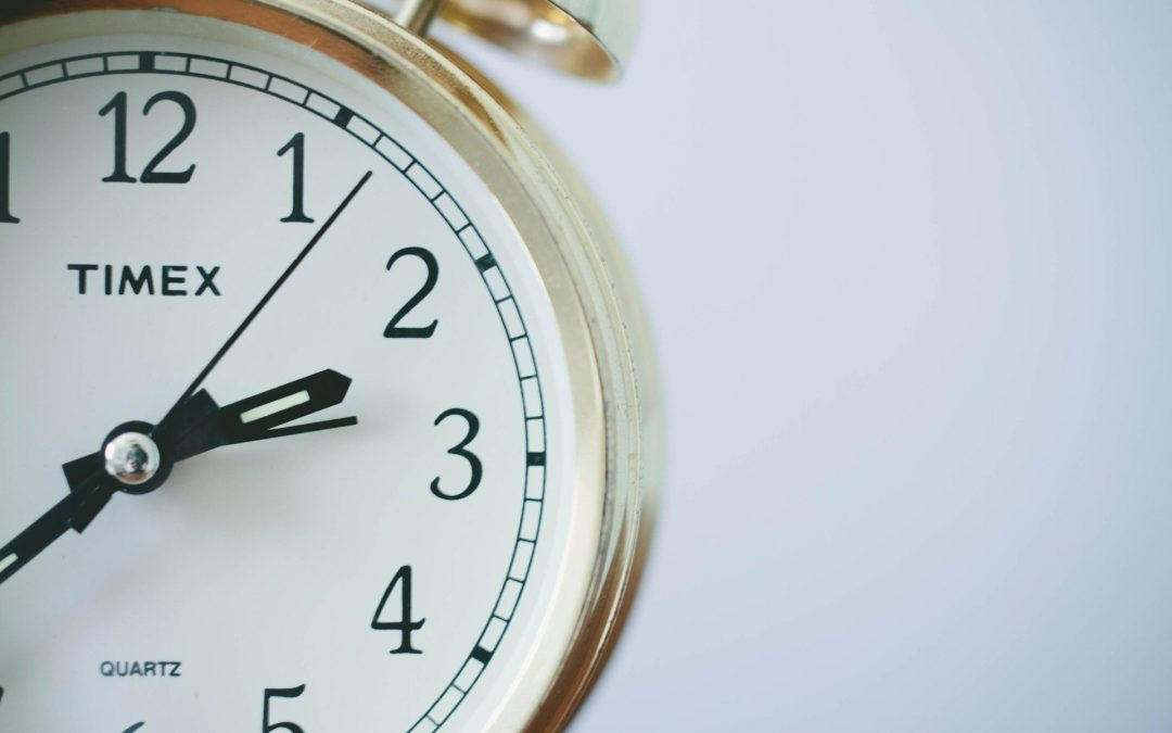5 ways to get your time back
